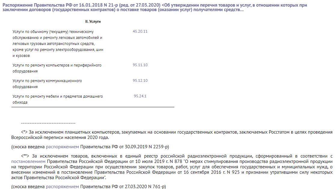 Авансирование по 44-ФЗ в 2021 году: в каких закупках предусмотрен аванс?